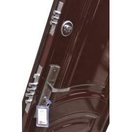Входная металлическая дверь (нестандарт) ТР-С 31