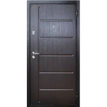Входная металлическая дверь МДФ 12мм ГАЛЛИЯ