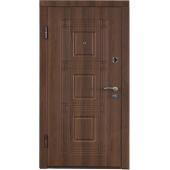 Входная металлическая дверь ПО 02 Орех Белоцерковский
