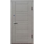 Входная металлическая дверь ПО 29 Серый горизонт Статика