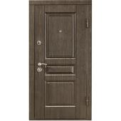 Входная металлическая дверь ПК 25-Н Структурный венге