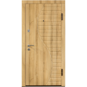 Входная металлическая дверь ПО 23 Ясень Месинна
