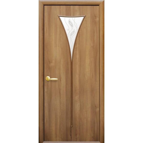 Межкомнатная дверь Бора Deluxe Р (Модерн)