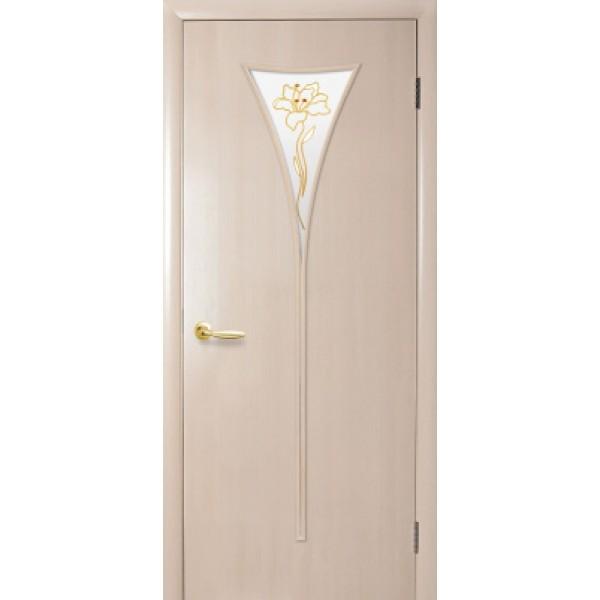 Межкомнатная дверь Бора Р (Модерн)