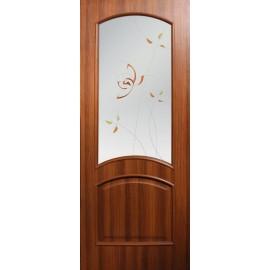 Межкомнатная дверь Адель СС+КР ПВХ (ПВХ Классика)