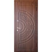 Входная металлическая дверь Греция