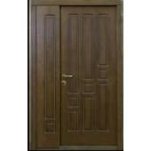 Входная металлическая дверь Геометрика