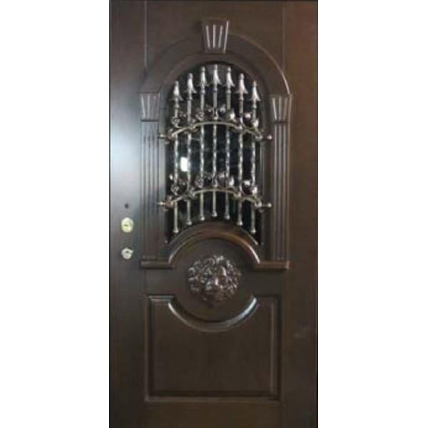 Входная металлическая дверь M-2