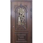 Входная металлическая дверь  M-6