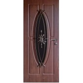 Входная металлическая дверь 27