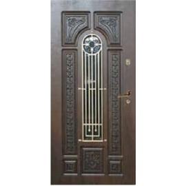 Входная металлическая дверь  BIG-16