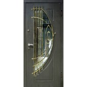 Входная металлическая дверь 32