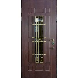 Входная металлическая дверь 25