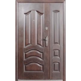 Входная металлическая дверь Тёплый нестандарт 107+