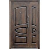 Входная металлическая дверь Тёплый нестандарт 127+