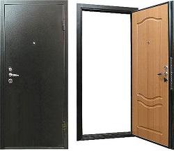 входные двери недорого